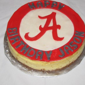 Alabama Cheesecake