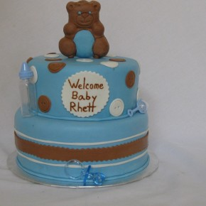 Bear Baby Shower