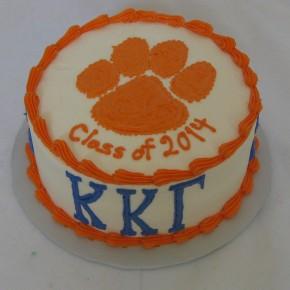 Clemson Graduation