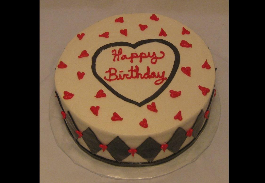 Hearts Birthday