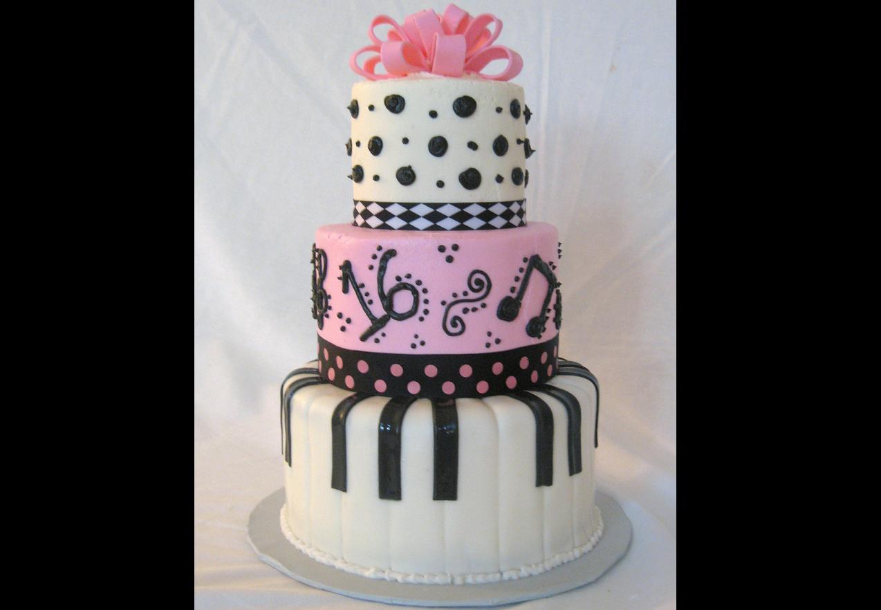 Musical Sweet 16