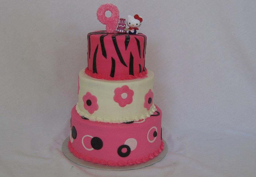Pink Hello Kitty